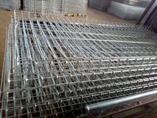 jenis dan ukuran pagar brc galvanis